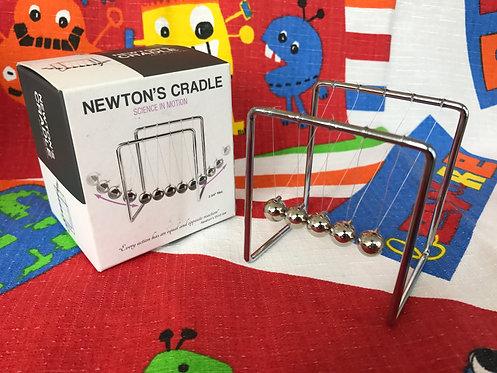 Péndulo Ley de Newton chico