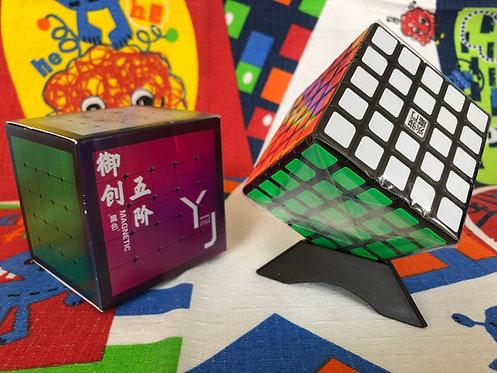 5x5 YJ Yuchuang v2 magnético base negra