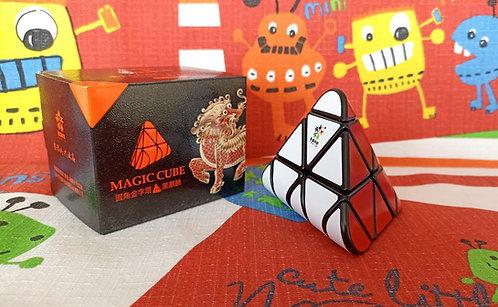 Yuxin Rounded pyraminx base negra