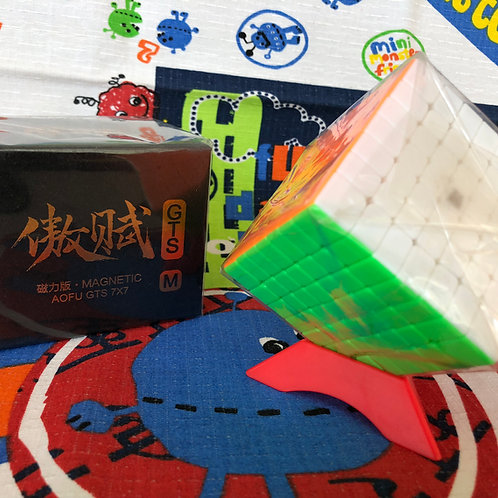 7x7 Aofu GTS M magnético stickerless