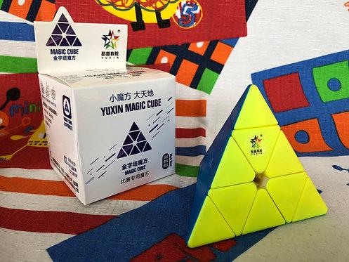 Yuxin Pyraminx kylin stickerless