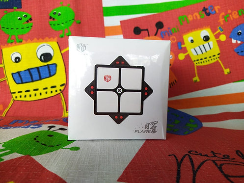 2x2 QiYi XMD Flare magnético stickerless