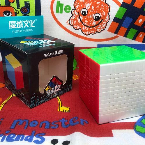 12x12 Moyu Meilong stickerless