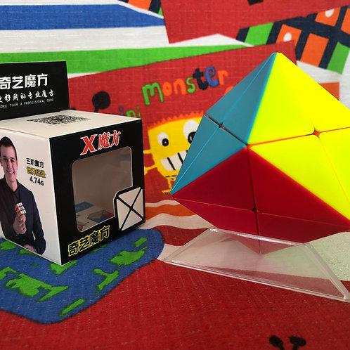 QiYi Dino cube stickerless