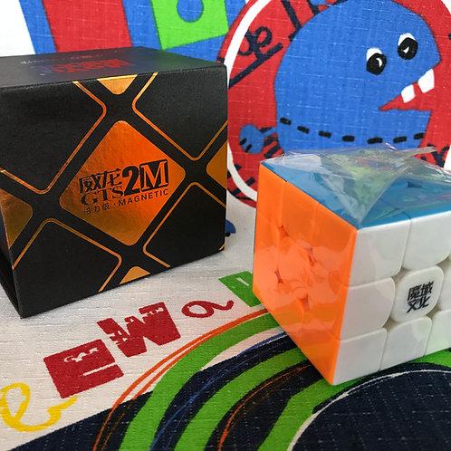 3x3 Moyu Weilong GTS v2 magnetic stickerless