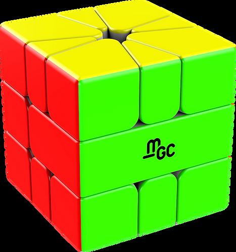YJMGC Square 1 full magnético stickerless