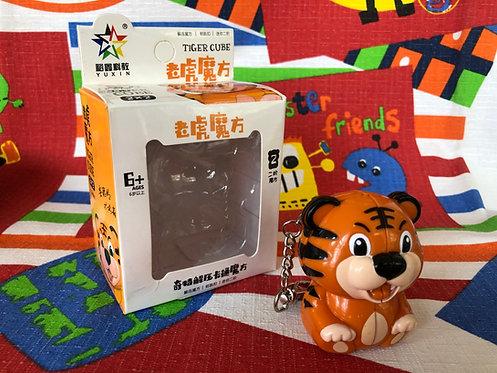 Yuxin Tigre 2x2 mini llavero