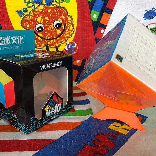 10x10 Moyu Meilong stickerless