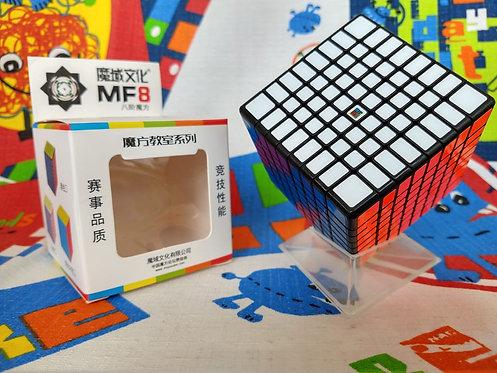 8x8 Moyu MF8 base negra