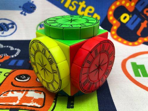 Time machine clock stickerless