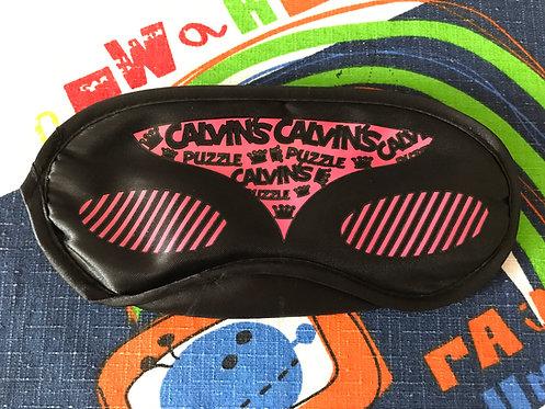 Heroic Calvin's Blindfold Mask rosa