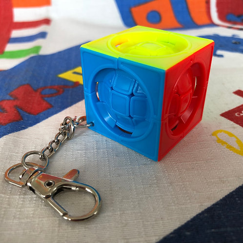 Llavero 3x3 centrosphere stickerless