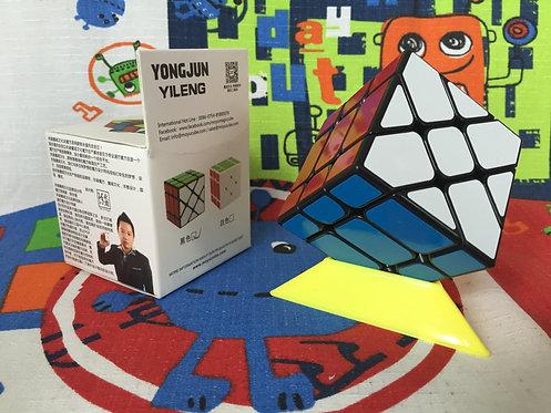 YJ Yileng Fisher 3x3 base negra
