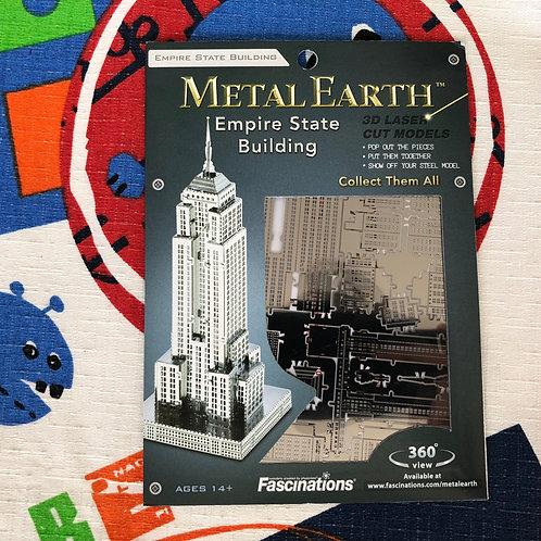 Puzzle metálico 3D Big Ben