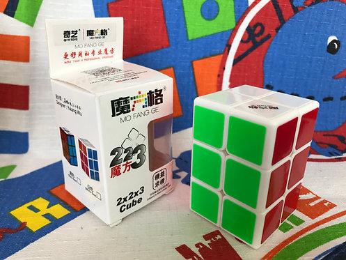 QiYi 2x2x3 base blanca