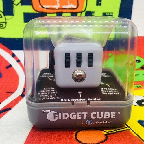 Antsy Labs Fidget cube gris claro negro