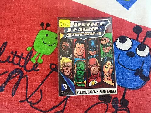 Baraja Liga de la Justicia