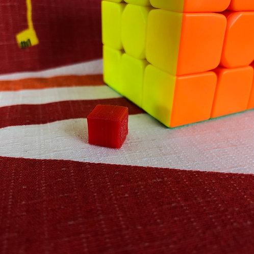 1x1 rojo 1cm