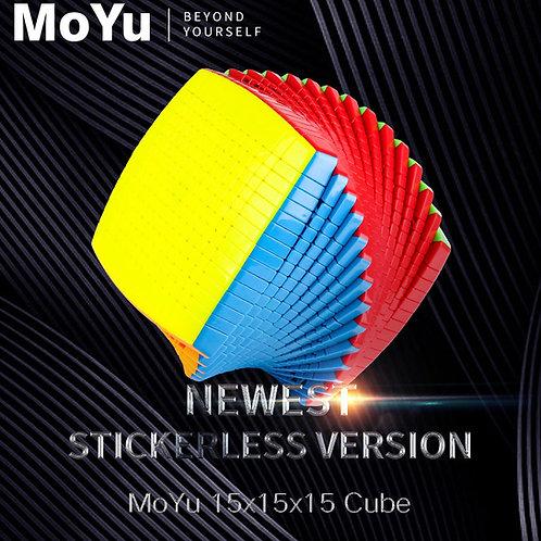 15x15 Moyu pillow stickerless
