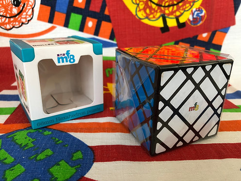 MF8	Elite Skewb 7x7 base negra