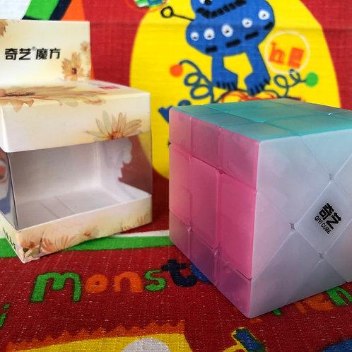 QiYi Fisher 3x3 jelly transparente