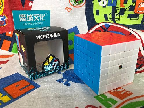 7x7 Moyu Meilong stickerless