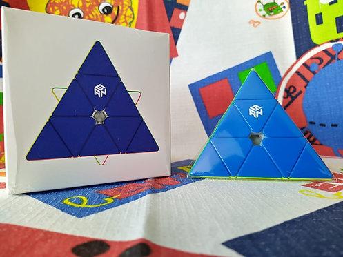 Pyraminx magnética stickerless