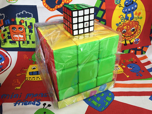 Heshu 3x3 stickerless 18cm