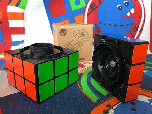 Yuxin 3x3 Box Cube base negra