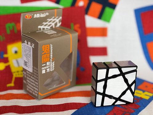 YJ Ghost 3x3x1 base negra plateado