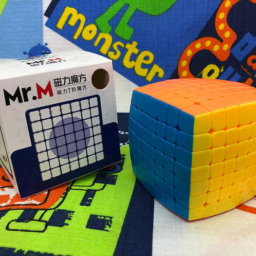 7x7 ShengShou Mr. M pillow magnético stickerless