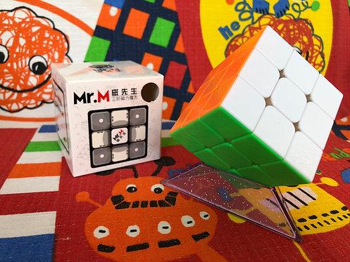 3x3 Shengshou Mr M magnético stickerless