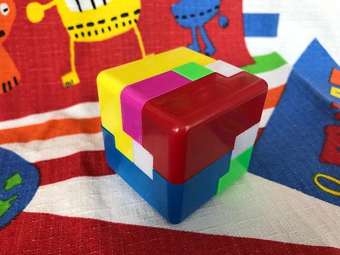 Cubo grande de 6 piezas