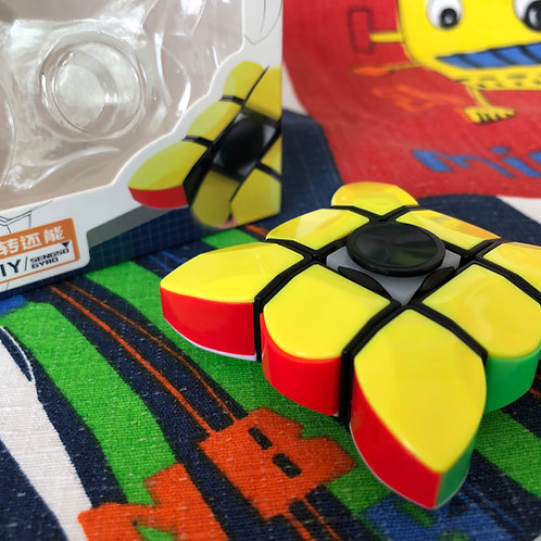 ShengShou Sengso Super Floppy Gyro 3x3x1 spinner cube stickerless