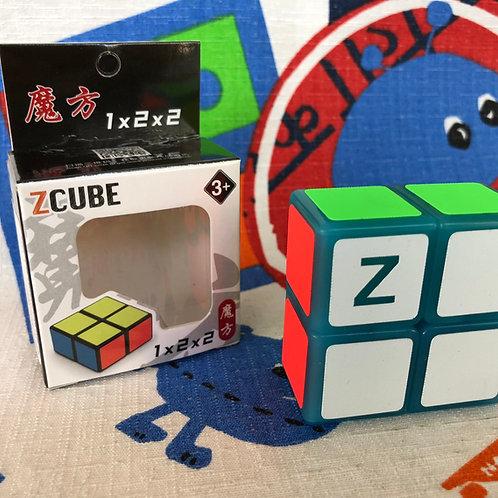 Z 2x2x1 base azul fluorescente