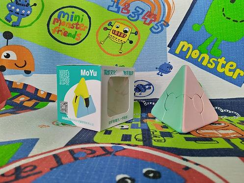 Moyu Pyraminx bead macaron stickerless