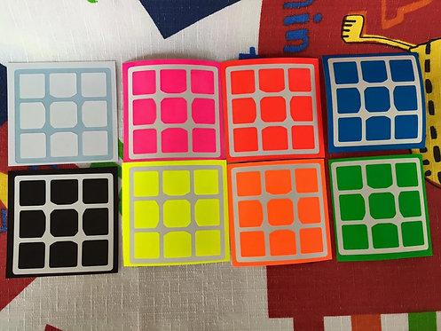 Stickers 3x3 Tanglong vinil full bright