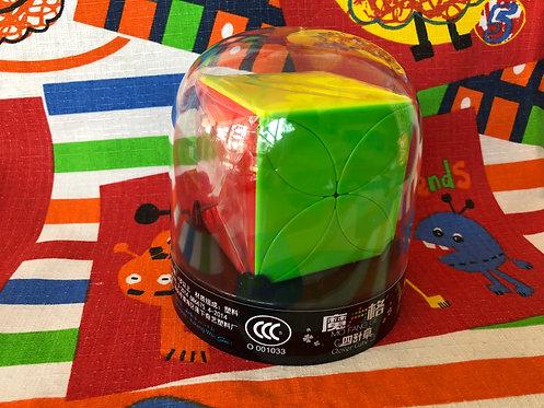 QiYi Clover stickerless colored