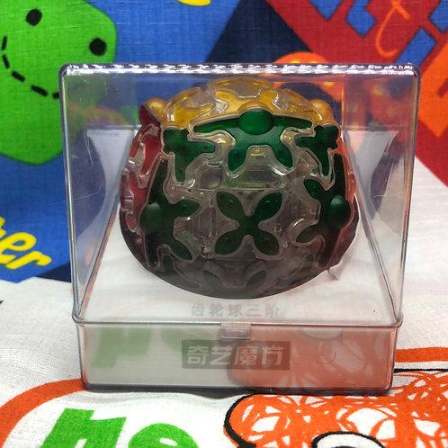QiYi Gear ball tiles base transparente