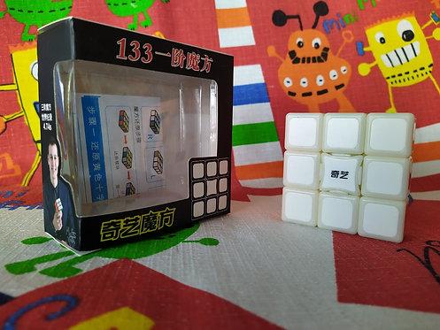 QiYi 3x3x1 Super Floppy base blanca