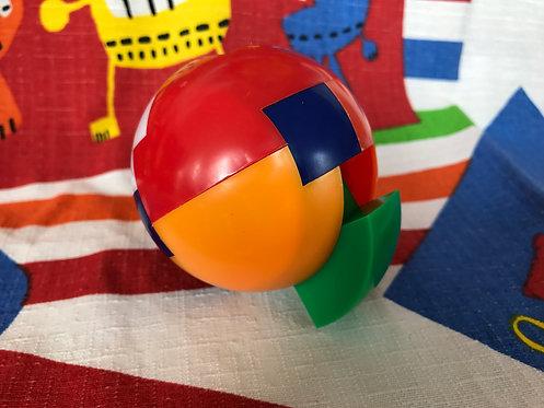 Esfera grande de 6 piezas