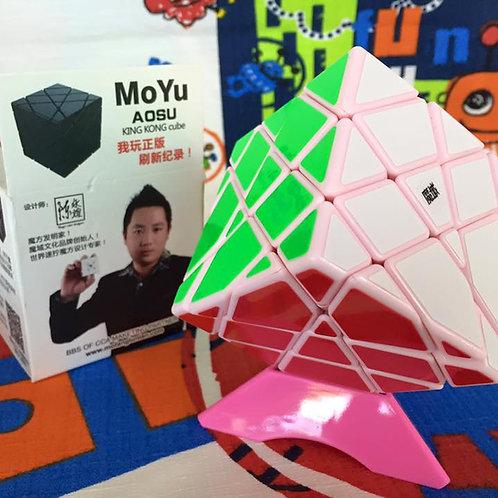 Moyu Axis 4x4 base rosa