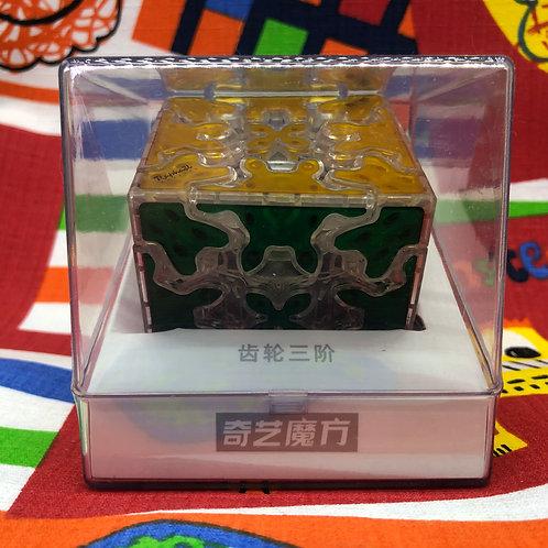 QiYi Gear cube tiles base transparente