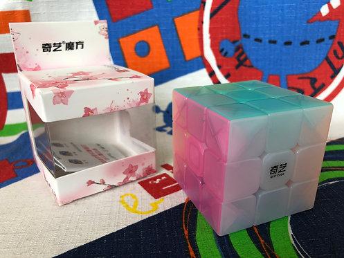 3x3 QiYi Warrior W jelly transparente