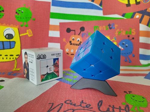3x3 Yuxin Little Magic base azul