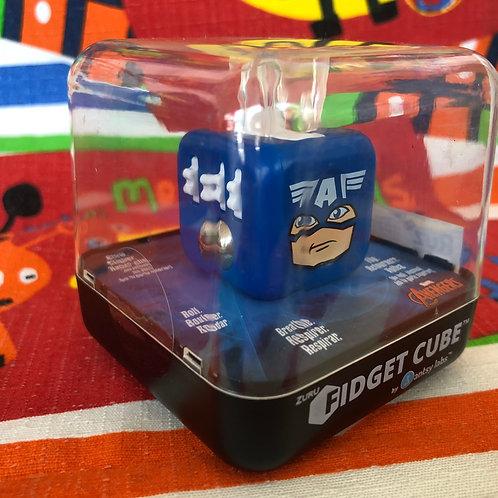 Fidget Cube Capitán América