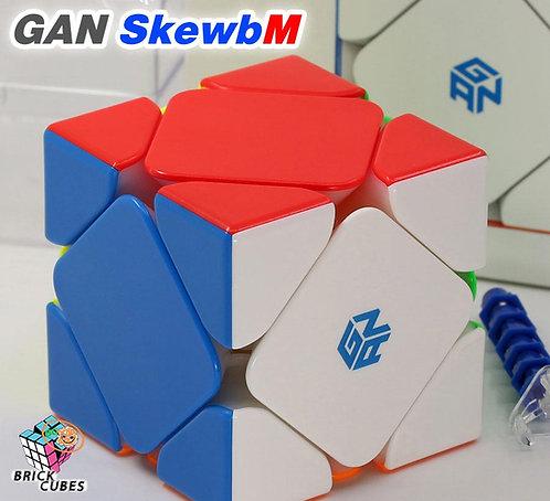 Gan Skewb M magnético stickerless