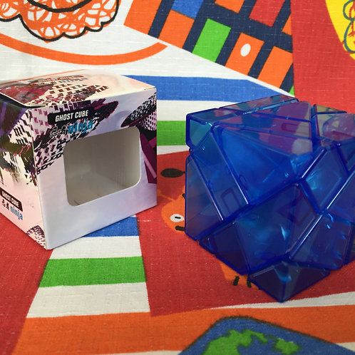 Ninja ghost 3x3 base azul