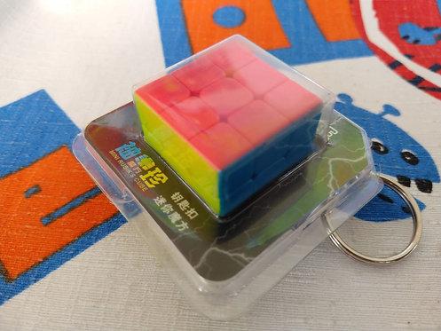 Z 3x3 Llavero stickerless colored