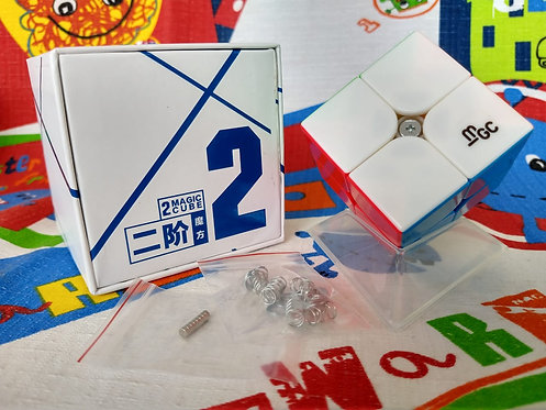 2x2 YJ MGC magnético stickerless colored